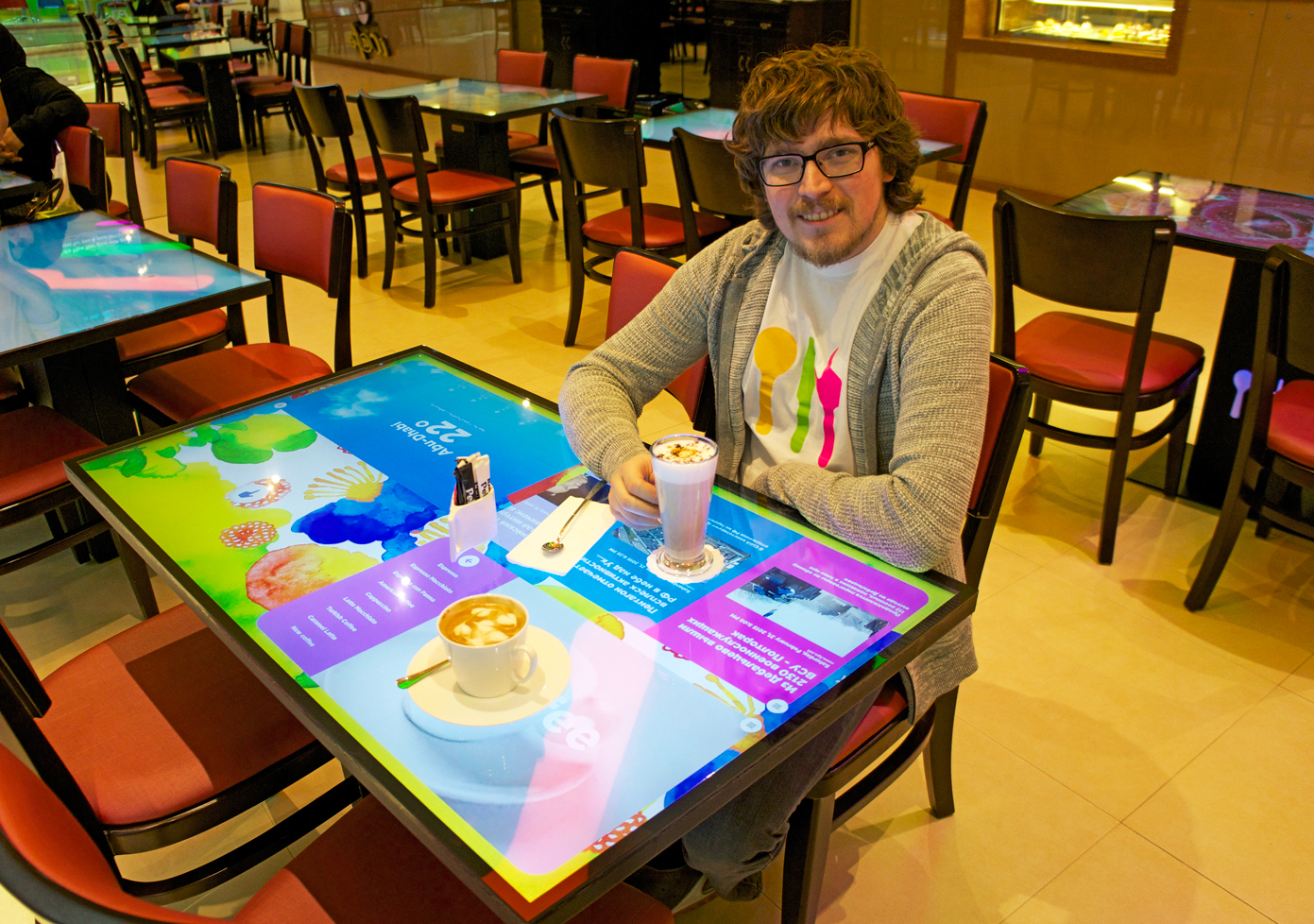 Картинки по запросу интерактивных столов для бизнеса