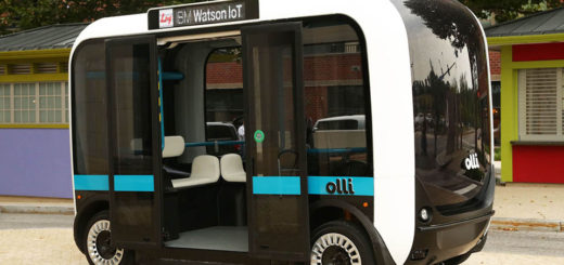 Штучний інтелект Watson — водій автобусу
